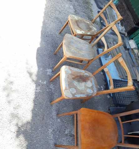 Продам: стулья деревянные