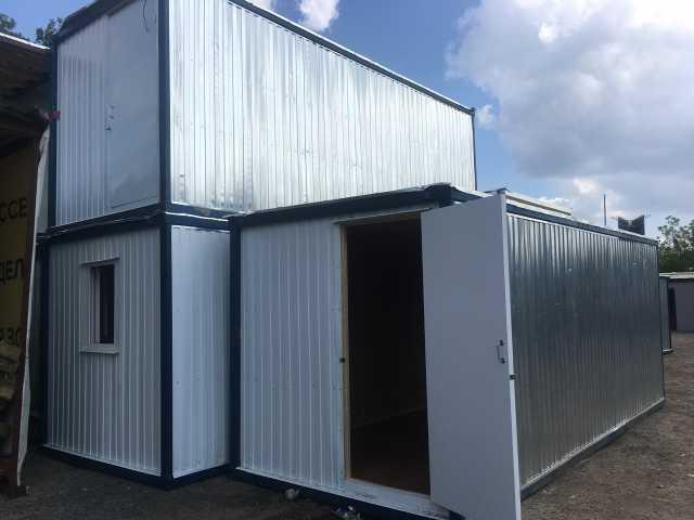 Продам Бытовка Блок-контейнер бк-00 линолеум