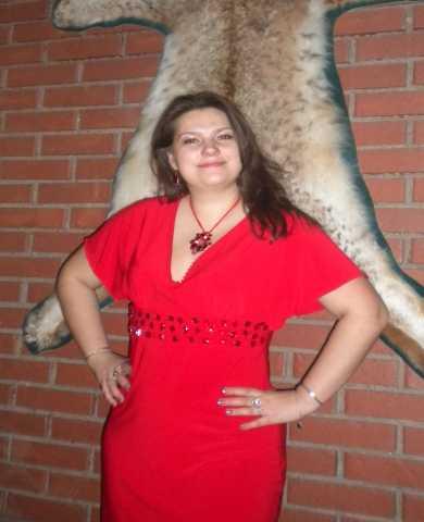 Продам Новое красное платье