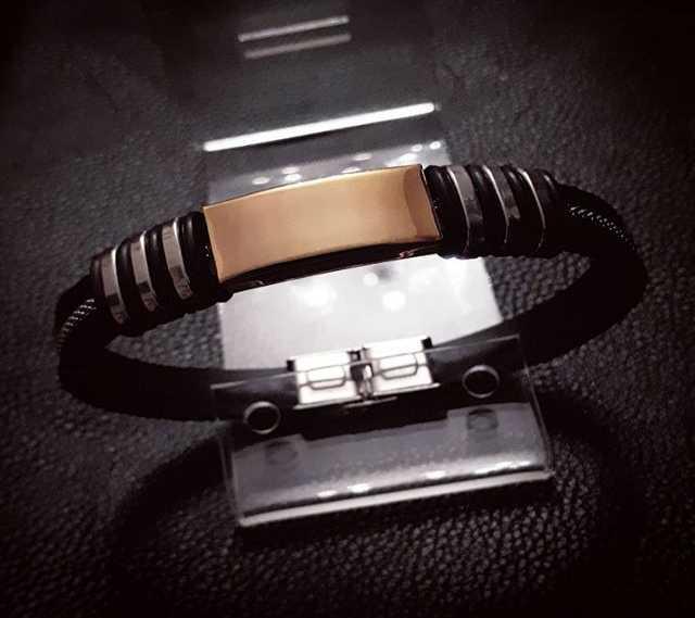 Продам Мужской браслет Lyons Steel RM249