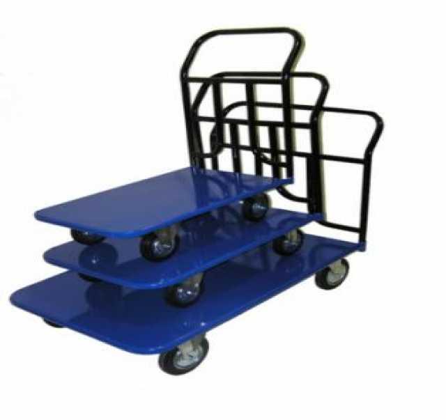 Продам Платформенные тележки грузовые
