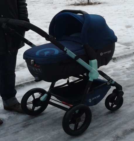 Продам Детская коляска из Германии 3 в 1
