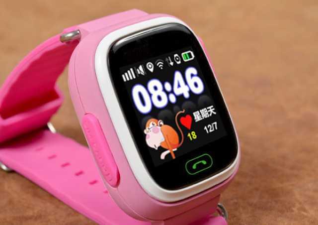 Продам: Умные детские часы с GPS