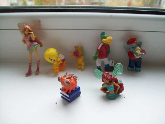 Продам: Игрушки из киндеров