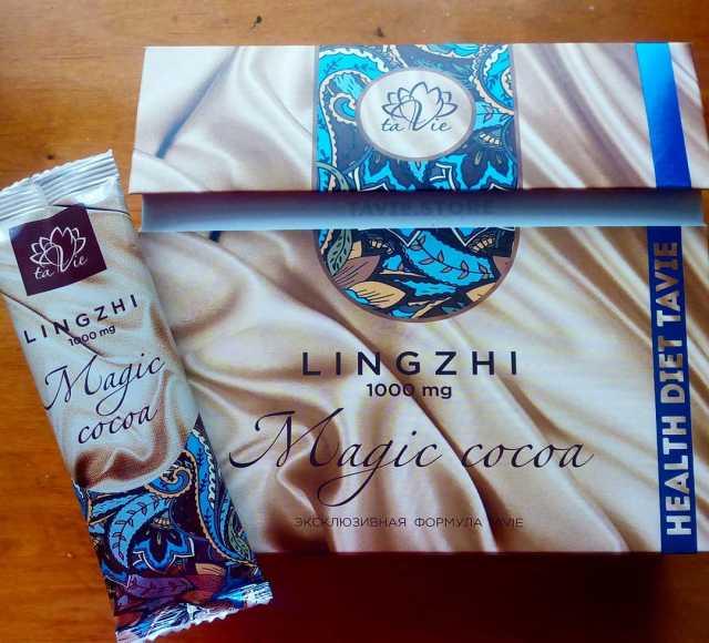 Продам: Напиток Lingzhi Magic Cocoa