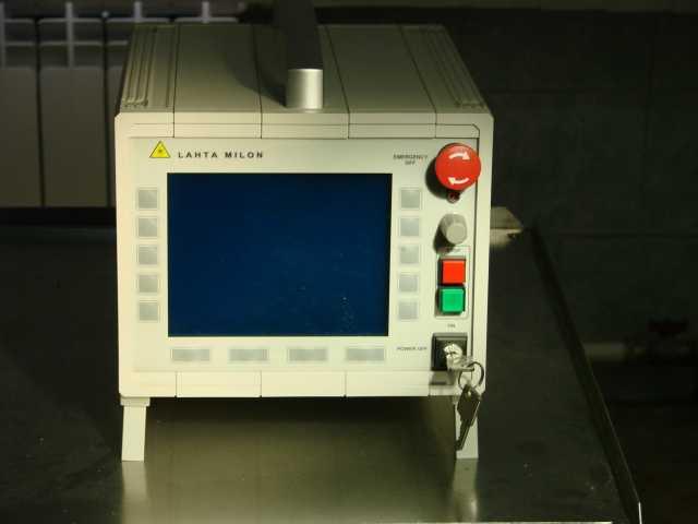 Продам Лазерный аппарат ЛАХТА МИЛОН модель 970