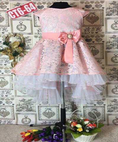 Продам Вечернее платье на девочку.