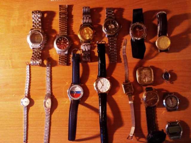 Продам Наручные часы времён СССР