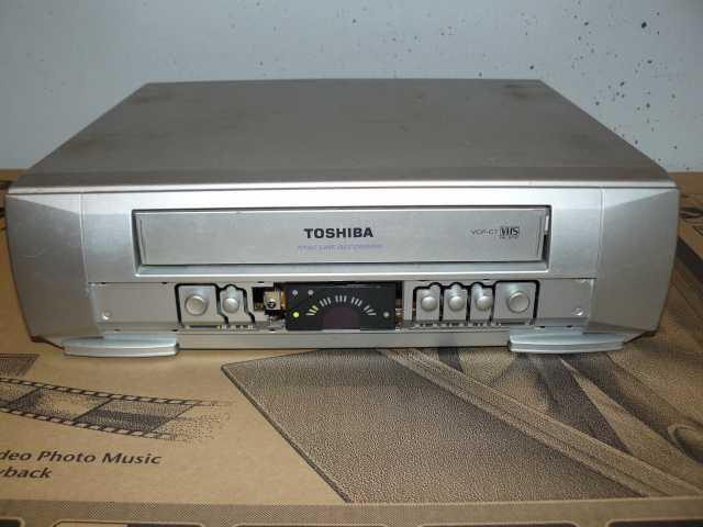 Продам Видеоплеер Toshiba VCP-C7