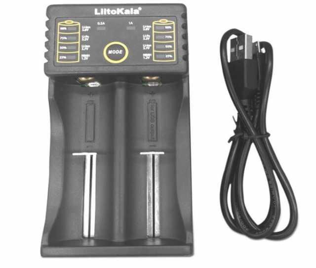 Продам Зарядное устройство LiitoKala на 2 слота