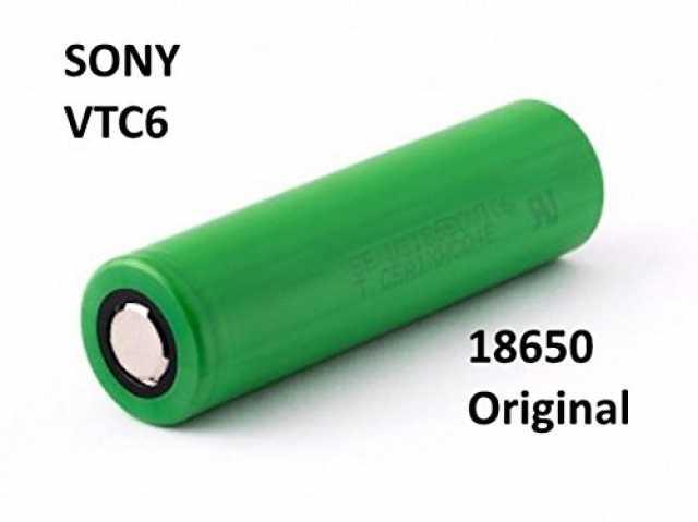 Продам Аккумулятор Sony VTC6 18650 (3120mAh)
