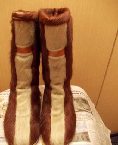 Продам Унты оленьи 37 размер