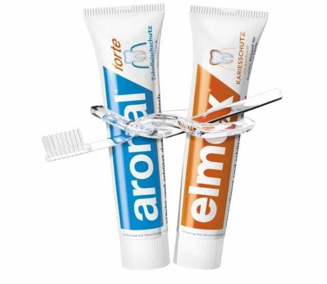 Продам Зубная паста Elmex и Aronal 150 мл