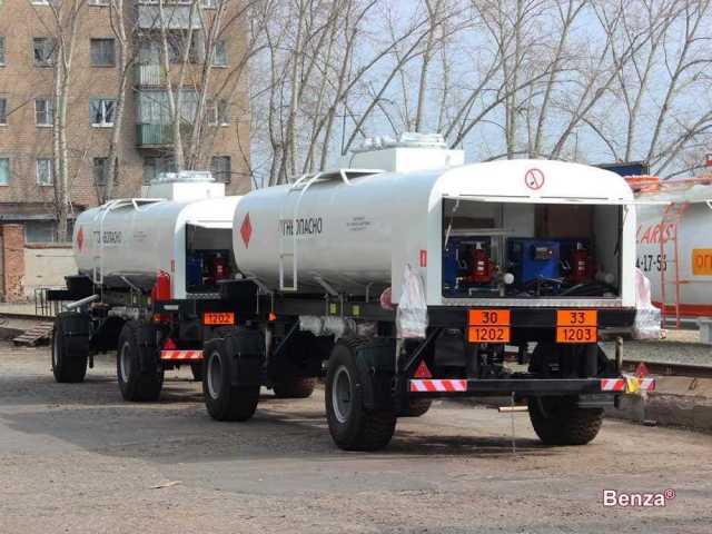 Продам Продаем мобильные топливозаправщики
