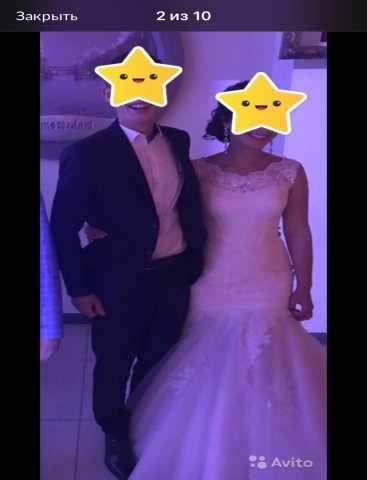 dd5462134760d97 Свадебные и вечерние платья в Бердске: купить б/у и новые ...