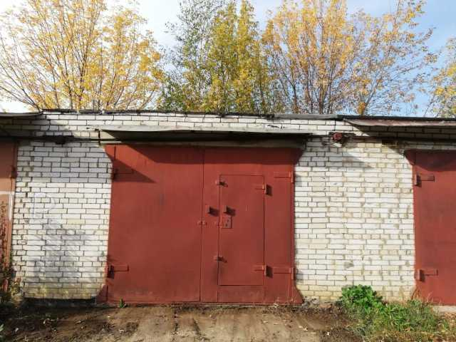 Продам гараж в кооперативе