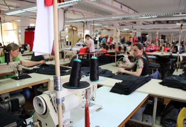 Вакансия: Швея на производство