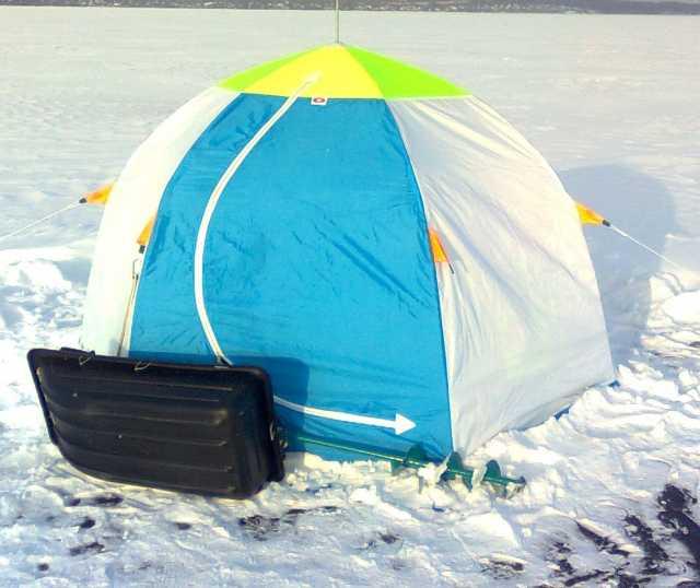 Продам Палатка зимняя Зонт Медведь 2