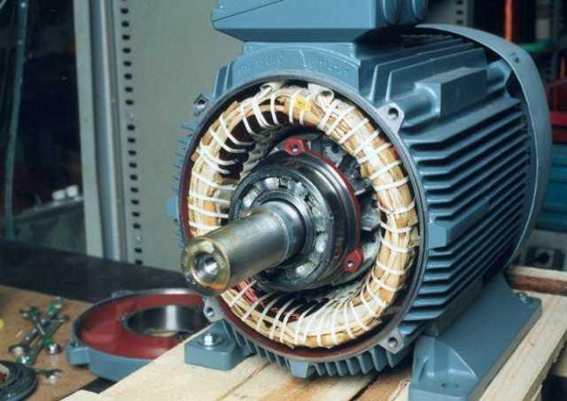 Предложение: Ремонт электродвигателей,генераторов