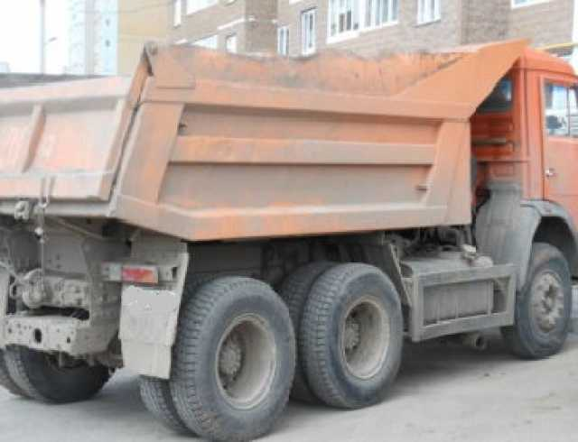 Предложение: Уборка и вывоз мусора. Камаз.