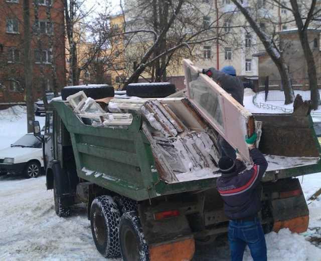 Предложение: Вывоз мусора в Волгограде.Машины и грузч