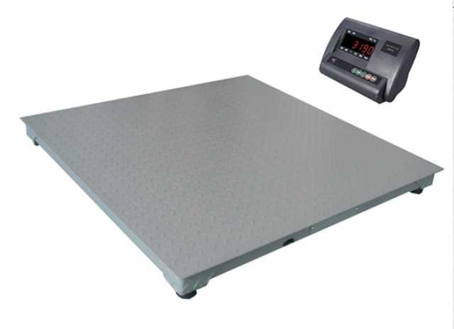 Продам весы платформенные до 3 тонн (1,5м*1,5м)