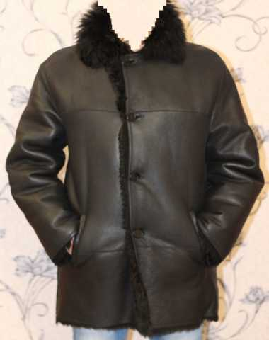 Продам Дубленка мужская зимняя