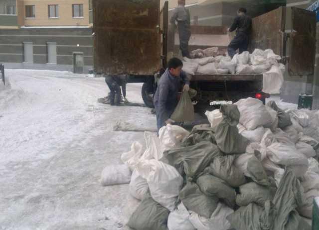 Предложение: Вывоз различного мусора.Помощь грузчиков