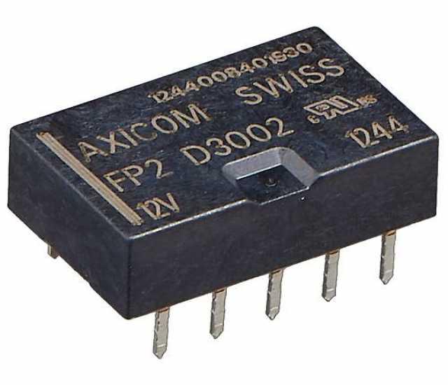 Продам: Реле axicom swiss fp2 d3002 на 12 вольт