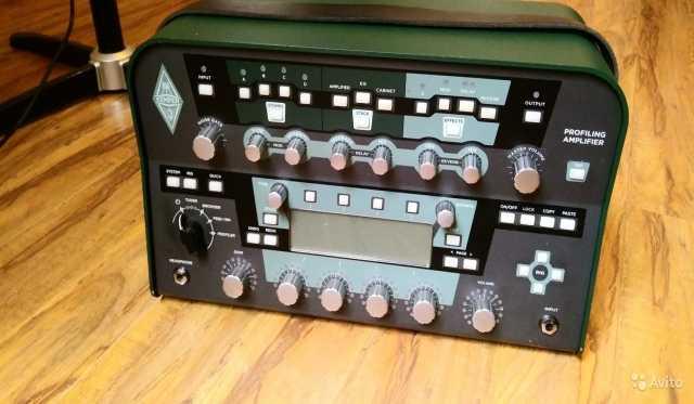Продам Kemper Profiler Powerhead 600w+Behringer