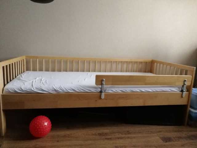 Продам Детская кровать Икеа и матрц