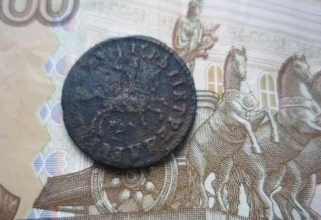 Продам Копейка 1714 г.(МД)