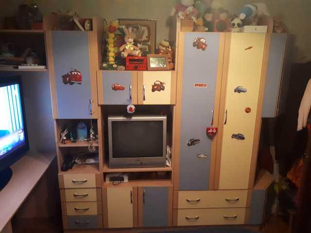 """Продам Мебель в детскую (комната """"под ключ"""")"""