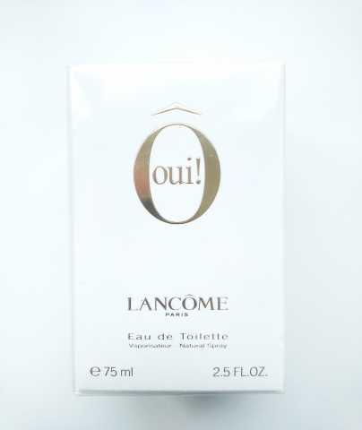 Продам Женская туалетная вода Lancome Oui!  75