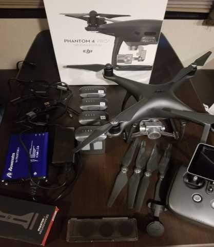Продам DJI Phantom 4 Pro Quadcopter Drone