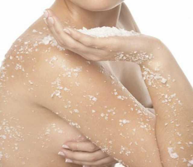 Продам Омолаживающий скраб  (соль) для тела