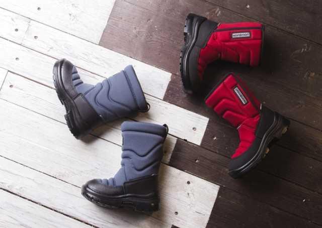 Продам Обувь на зиму малышам и подросткам