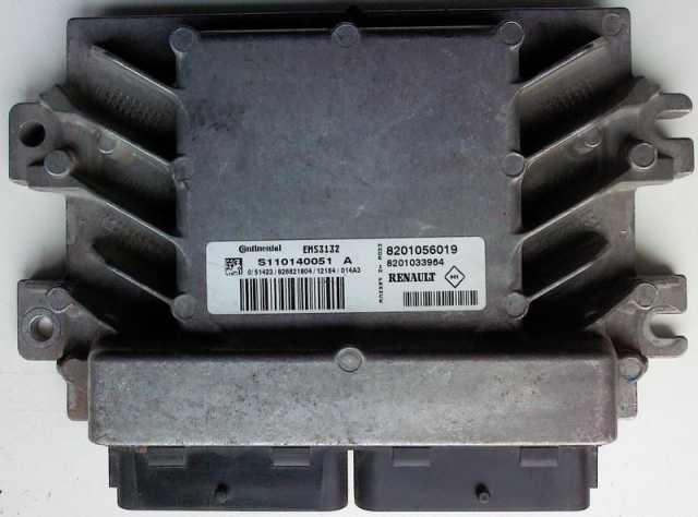 Продам ЭБУ мозги контроллер EMS3132 S110140051A