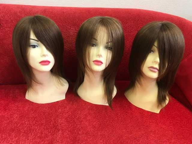 Продам Парики из натуральных волос
