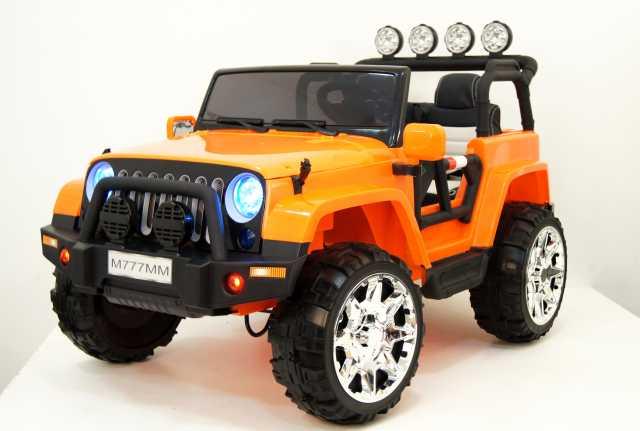 Предложение: Детский электромобиль Jeep