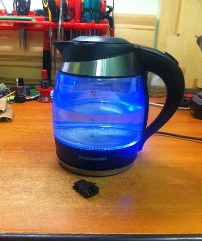 Предложение: Ремонт чайников Starwind