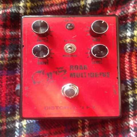 Продам Chris Custom Roar Multidrive *distortion