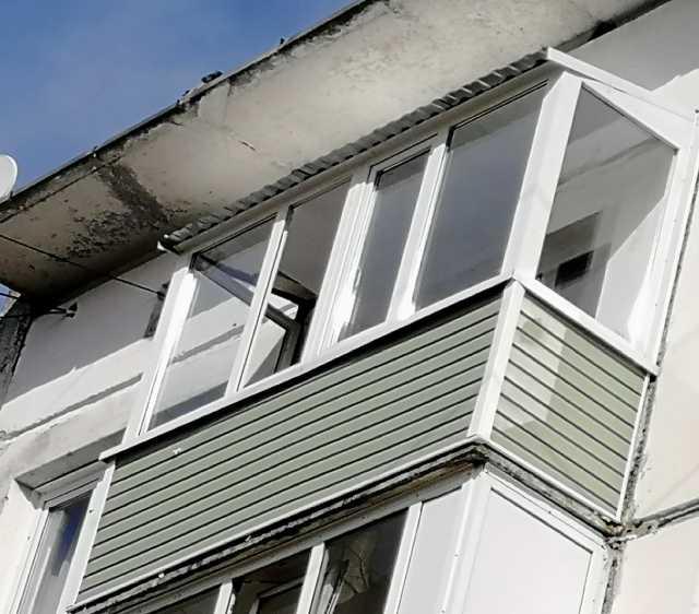 Продам Красивые Балконы по сниженной цене!!!