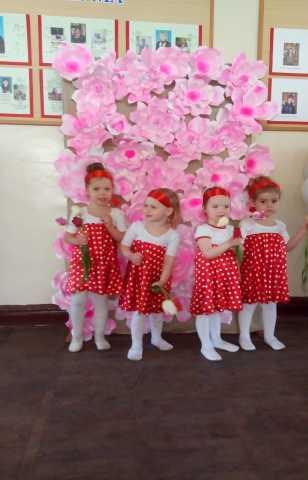 Предложение: Набор деток на танцы