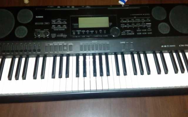 Продам Синтезатор casio CTK-7000