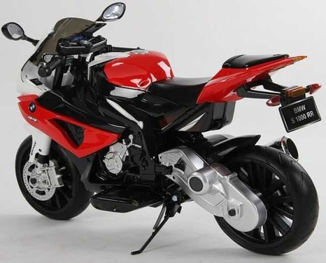 Предложение: Мотоцикл на аккумуляторе для ребенка