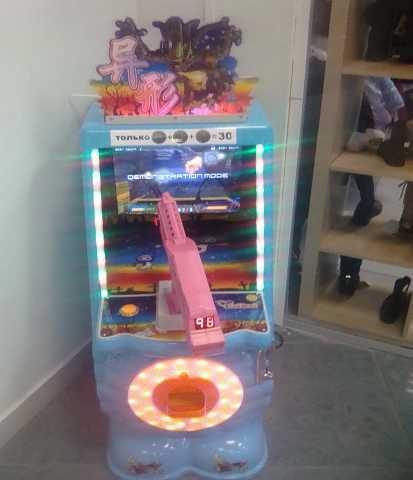 Продам Детский игровой автомат