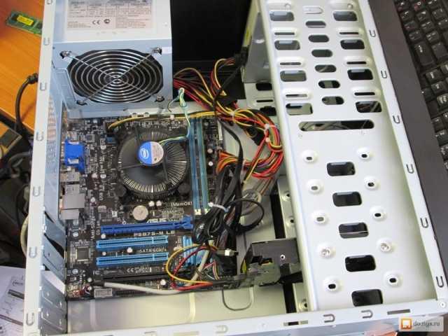 Предложение: Ремонт компьютеров ноутбуков