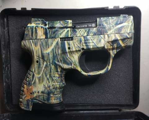 Продам Сигнальный пистолет STALKER M906