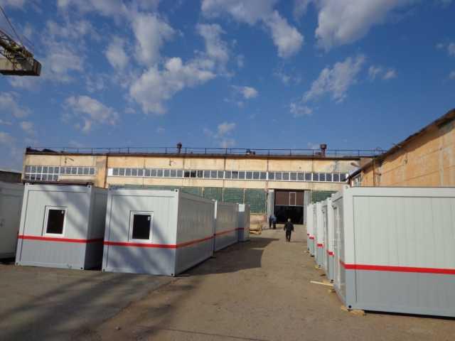 Продам Модуль бытовой(Модульое здание).Бытовка